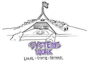 Systems Work Icon
