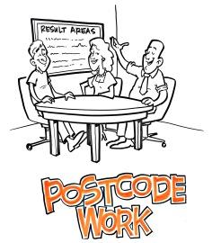 Postcode Work